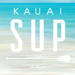 kauai sup stand up paddle